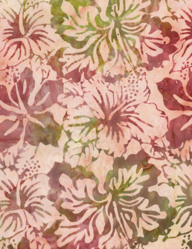 Hibiscus Batik Tonga-B6631-Posey