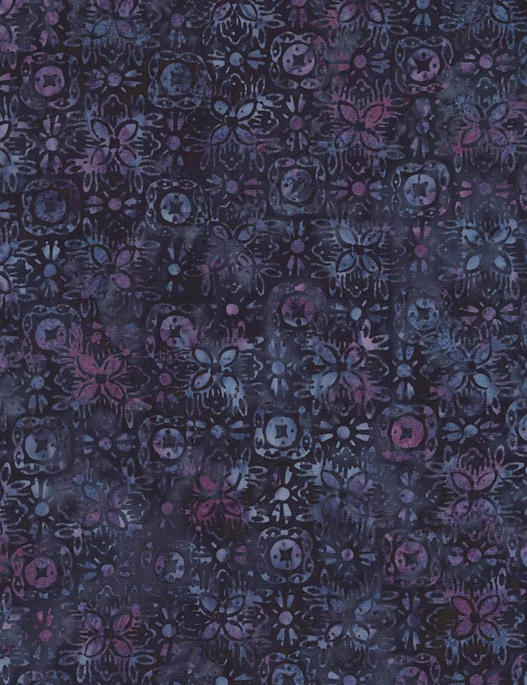 Fabric Batik Timeless Treasures Magic