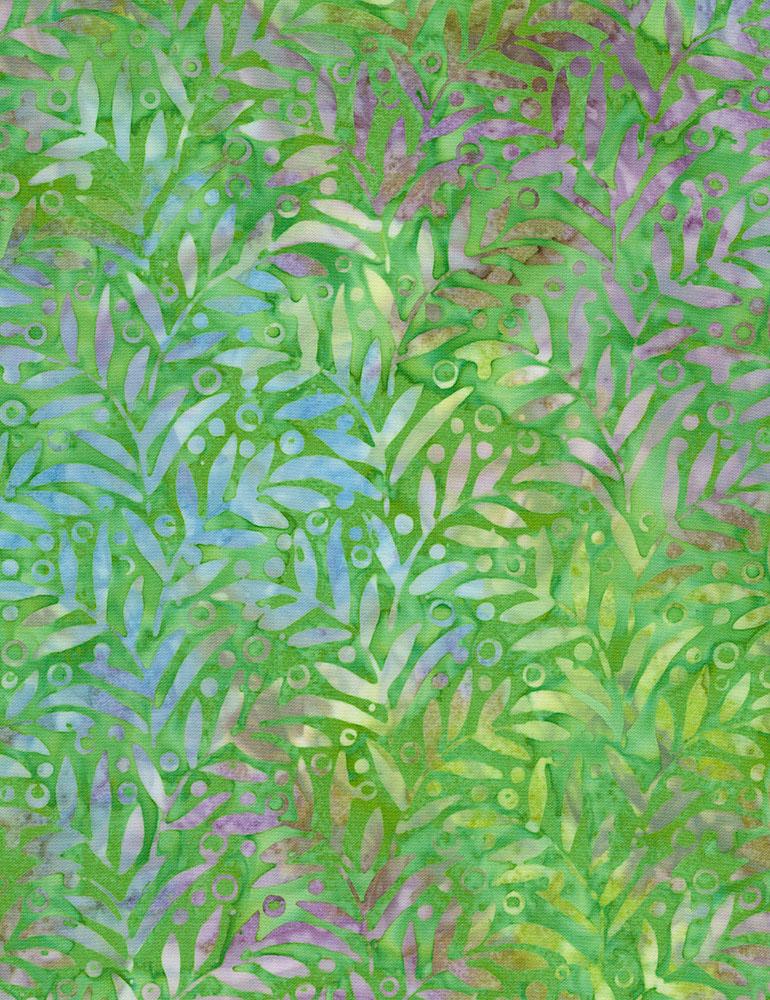 Jungle Batik<br>B7151-PARROT