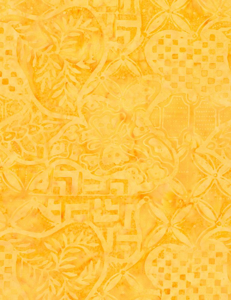 Pond - Daffodil Tonga Batik (#7277)