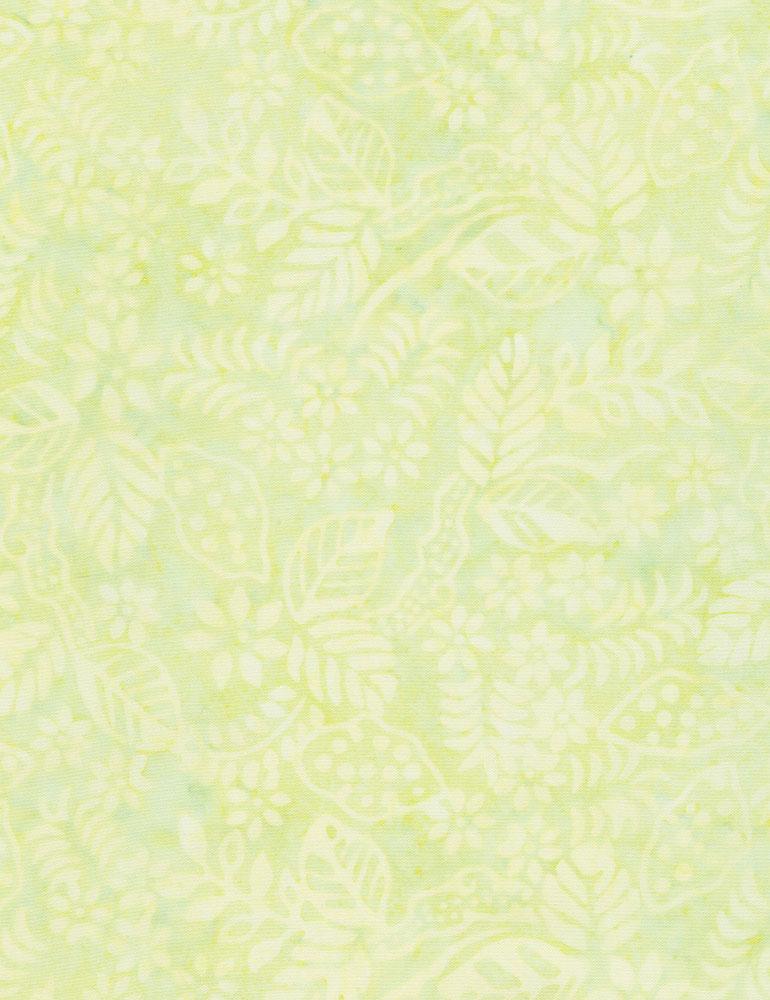 Luna Playful Garden Batik Tonga-B7531-LUNA Tonga Batiks by Timeless Treasures