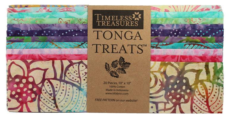 Tonga Treat Shortcake (10 Inch Squares)