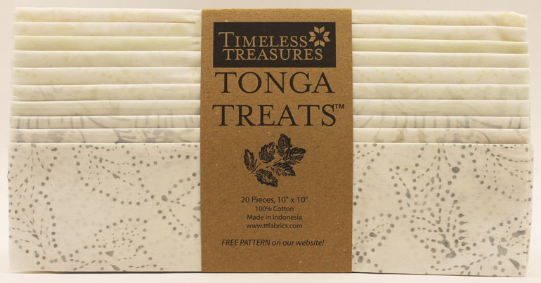 Tonga Treat Shortcake (20pc/10 Inch Squares)