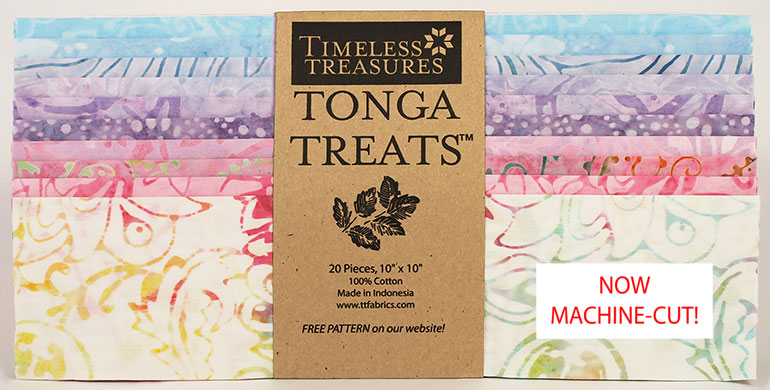 Tonga Treats - Treat Shortcake - Unicorn