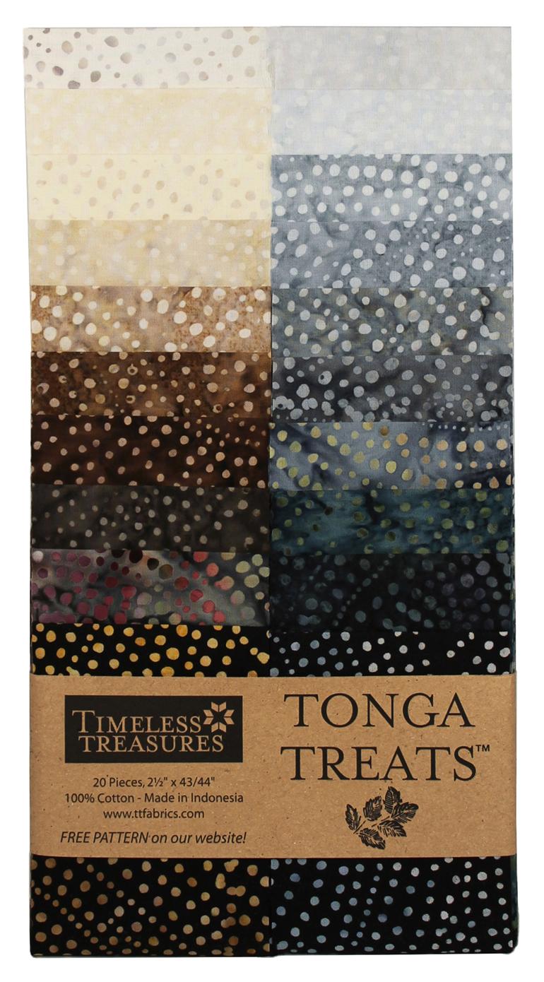 Tonga Treat Strip Jr Earth