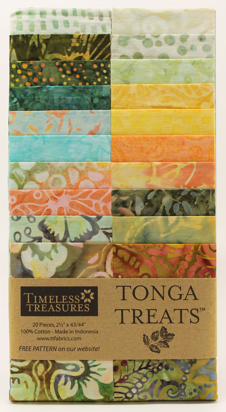 Tonga Treat StripJr (2.5 Inch x 44 Inch)