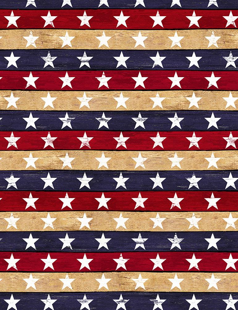 USA FLAG STARS AND STRIPES C7047