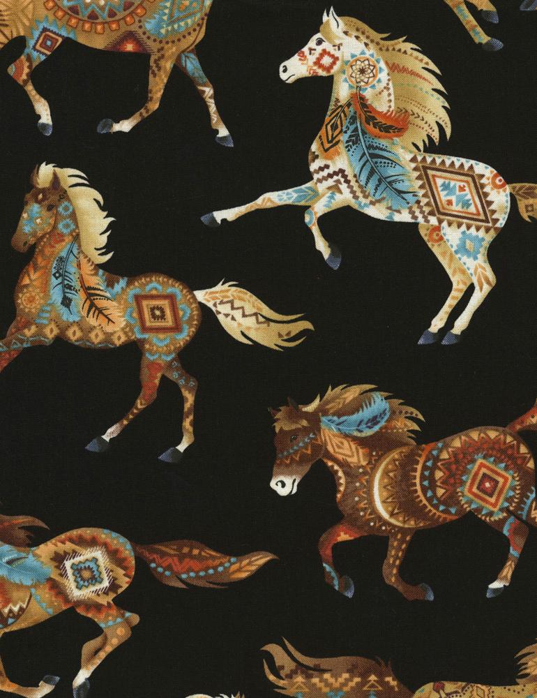 Southwest Horses Timeless Treasures