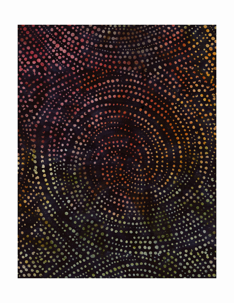 106 Inch Wide Batik Backing