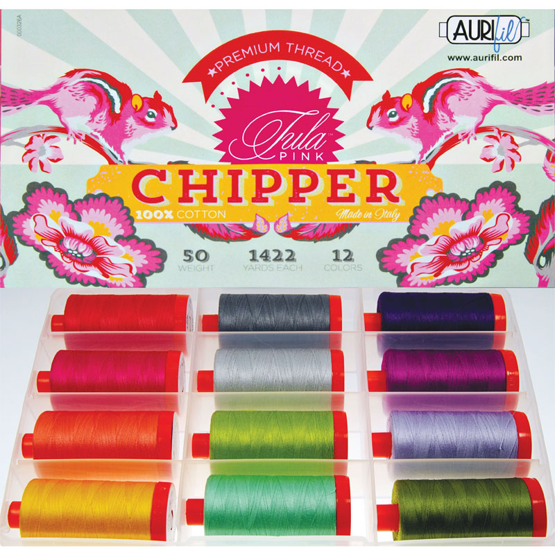 Chipper Coll By Tula Pink