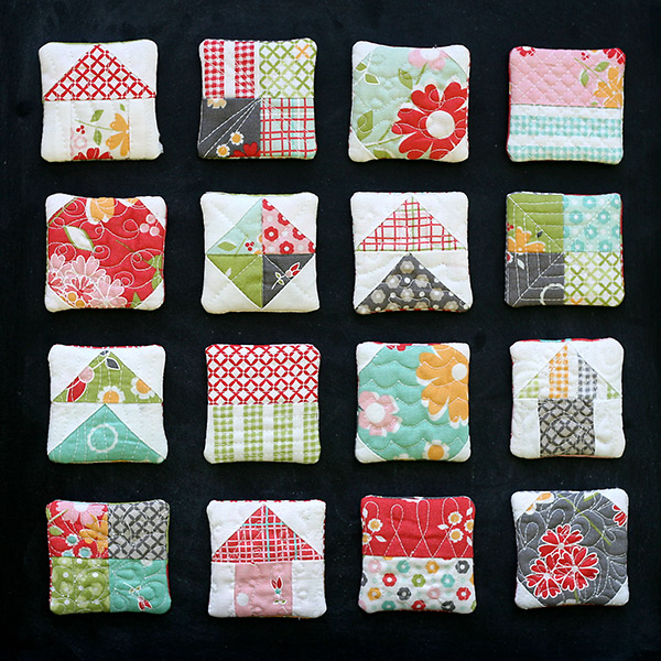 #122 Magnetic by Coriander Quilts+