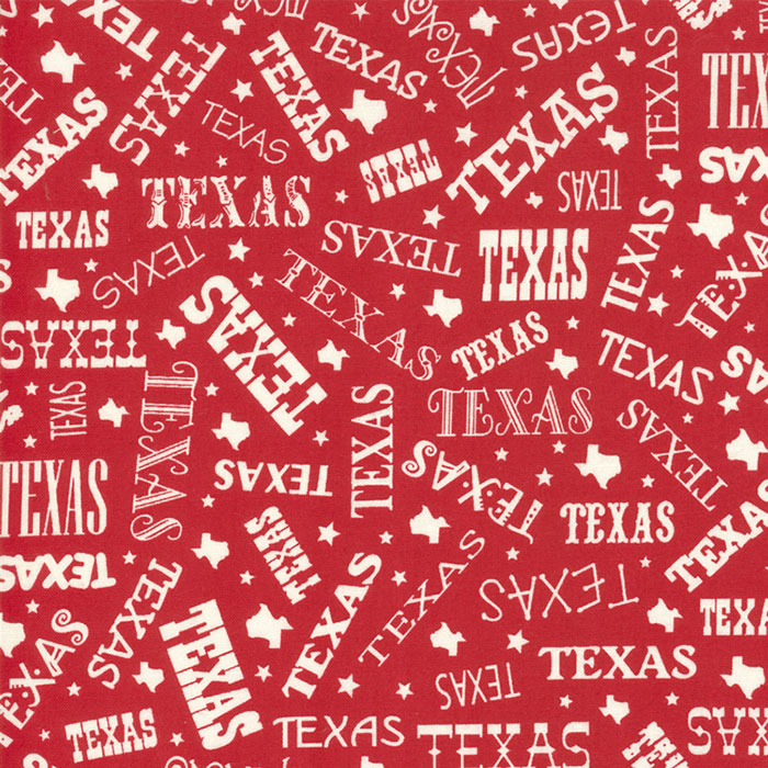 Best Of Texas 11243-15 Red