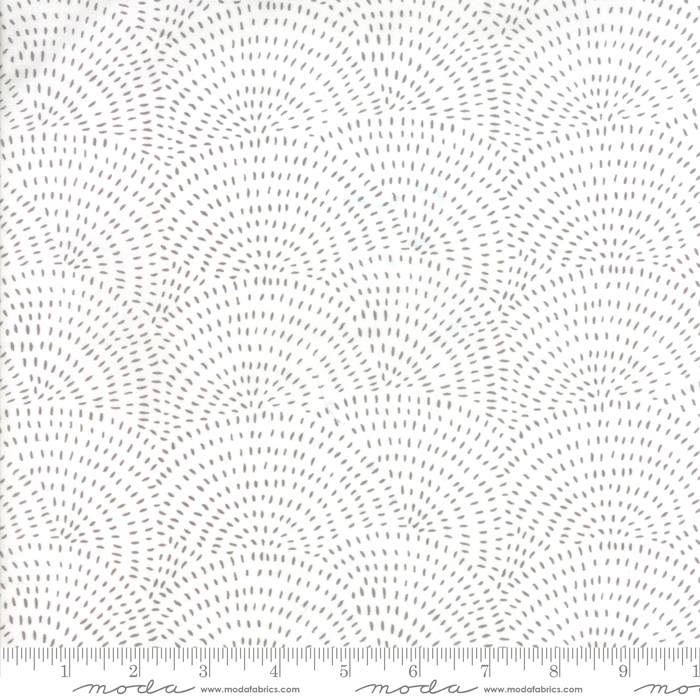 Moda - Catnip - Spinning Wheel White Grey