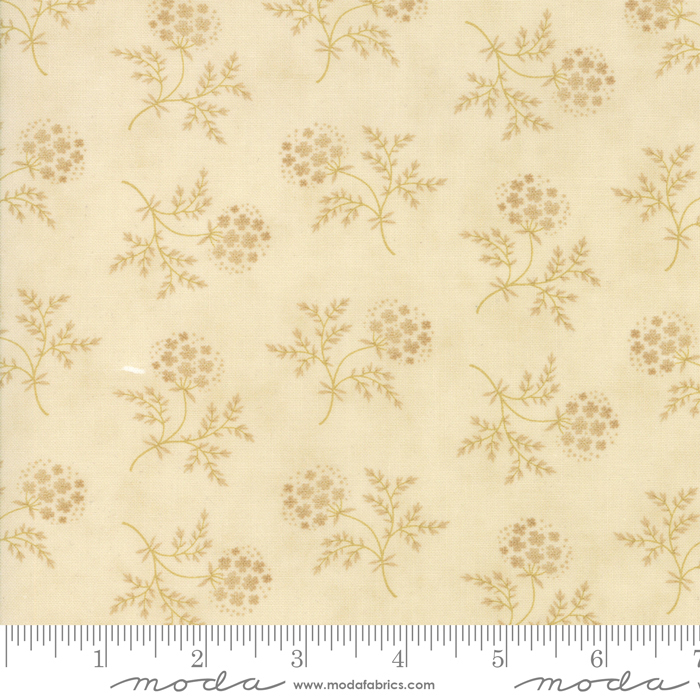 Clover Meadow Tonal Ivory 2231 21