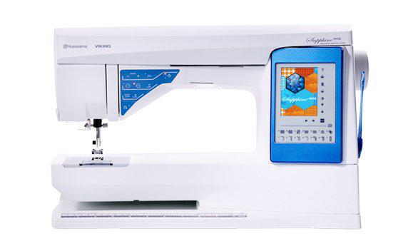 Viking Sapphire 960Q Sewing and Quilting Machine
