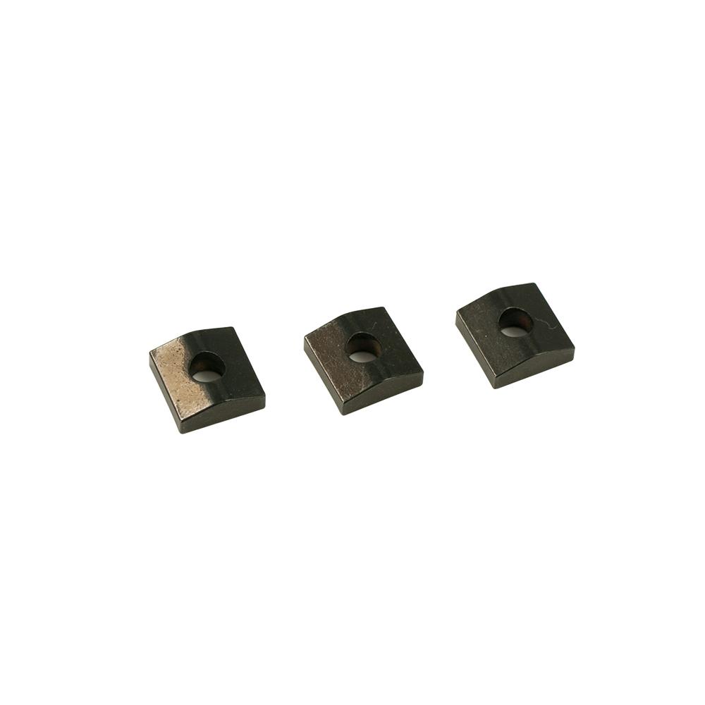 Floyd Rose Nut Clamping Block Black (Set Of 3)