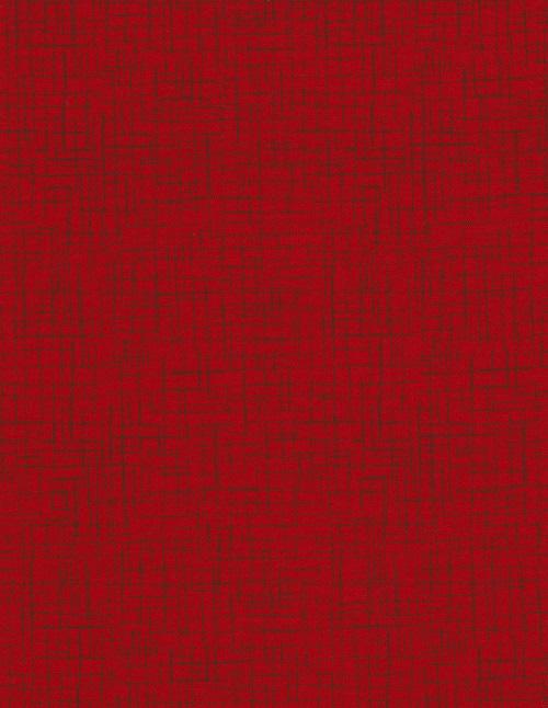 Betula - Cotton Flannel - Wide Back RI-8064-14 CHERRY