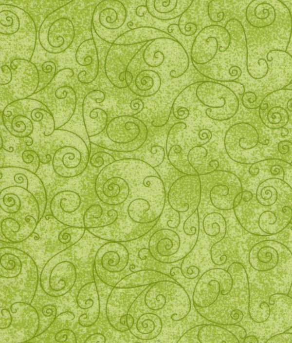 110 Willow Flannel Lime
