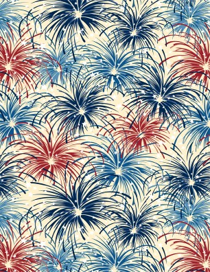 :Wilmington American Valor Tan Fireworks  84432 - 234