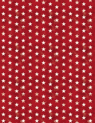 American Valor Stars Red 84433-313