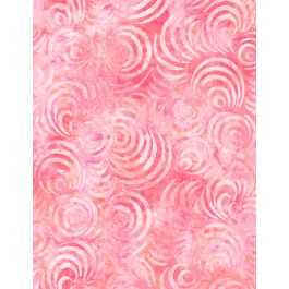Essentials 108 Backing Whirlpools Pink 2083 300