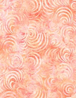 Essentials 108 Backing Whirlpools Orange 2083 803