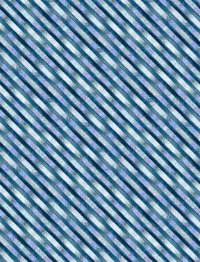 Bohemian Dreams Stripe Blue