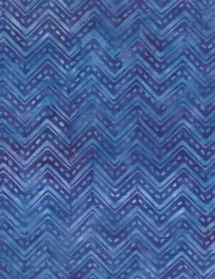 1400 22198 446 Purple_Blue Chevron Batik