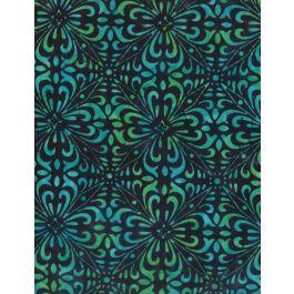 Wilmington Batik Fancy Tiles 222209 474