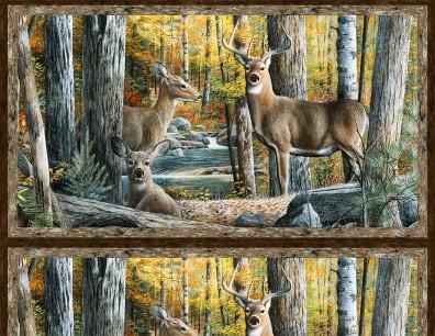 Hidden Valley Deer Panel