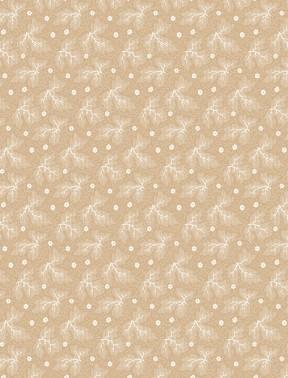 Tonal Leaves Tan 1803 98654 221