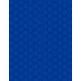 Essentials Circles and Stripes Med. Dark Blue