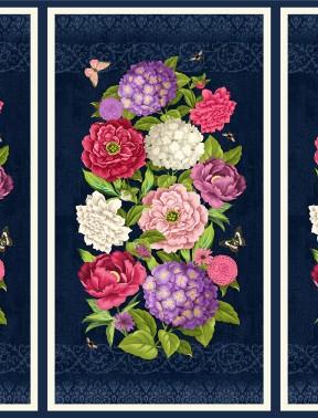 68490 437 Floral Serenade Panel