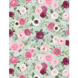 Botanical Oasis - Ann Rowan