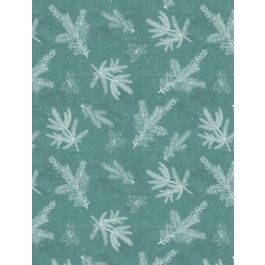 Woodland Friends Teal Branch Toile 96450-411