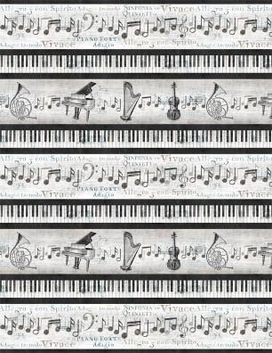 Interlude Repeating Stripe Multi