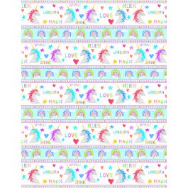 Sparkle Magic Shine<br>Unicorn Stripe - 83102-146