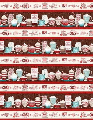 cuppa Cocoa Peppermint Hot Chocolate Banner