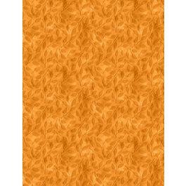 Tonal Leaf Toss Golden Brown - Happy Gatherings
