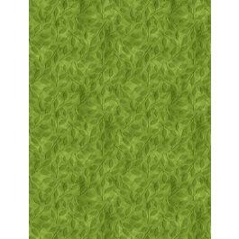 Tonal Leaf Toss Green - Happy Gatherings