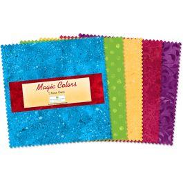 Wilmington - Magic Color - Charm Pack-42 - 5 Square - 507-14-507