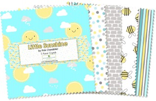 Raindrops and Sunshine 5 Square Pack 42ct