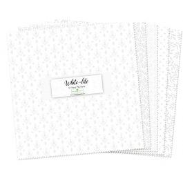White-Lite Essentials 10 squares 24 pc