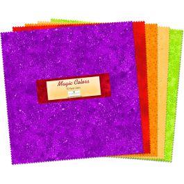 Magic Colors 10inch Squares
