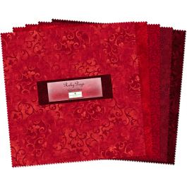 Ruby Days 10 Squares