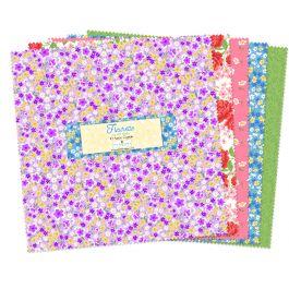 Fleurette-10 Squares