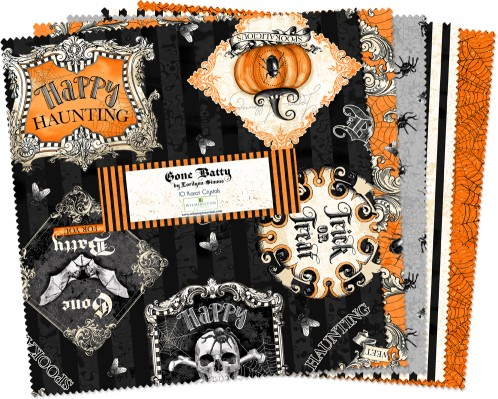 Gone Batty 10 inch Square pack