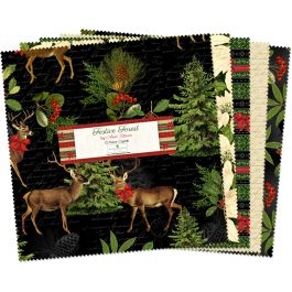 Festive Forest 10 Squares