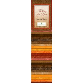 Falling for You - Essential Gems Strip Pack - 24 2 1/2 strips