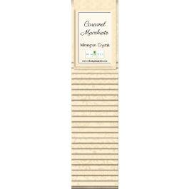 Caramel Macchiato 2 1/2 in. Strips